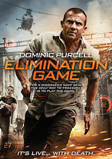 BRAND NEW SEALED! Elimination Game (DVD, 2015) + FREE SHIPPING!