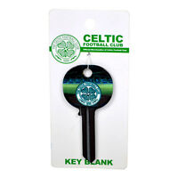 CELTIC FC STADIUM CLUB CREST BLANK DOOR KEYS KEY NEW SOUVENIR GIFT XMAS