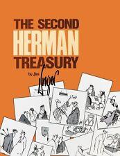 The Second Herman Treasury (Andrews & McMeel Treasury Series) by Jim Unger