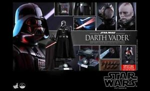 ☣️ NEW Authentic HOT TOYS QS013 DARTH VADER STAR WARS EPISODE RETURN OF THE JEDI