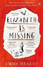Elizabeth is Missing By Emma Healey. 9780241968185