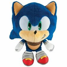 Sonic Boom Small Big Head Plush - Sonic