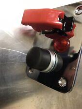 12V Car Switch Ignition Push Button Starter Panel Engine Start Aluminium Racing