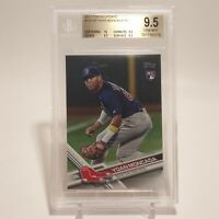 2017 Topps Update Yoan Moncada Rookie #US125 BGS 9.5 Gem Mint Red Sox White Sox