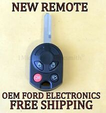 NEW W/ OEM ELECTRONICS FORD 40 BIT KEYLESS REMOTE HEAD MASTER KEY FOB 164-R7013