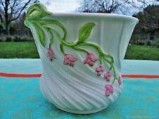 Pots anciens en faïence de Barbotin Branche Italie Antique pots pot barbotin Bra