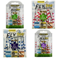 Champ Zarma My Hite Fly Golf Tees , Champ Golf Zarma Fly Tees All colours / size