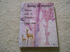 Song of Songs Nature,Epic & Allegory by Yehuda Feliks  Hebrew/English