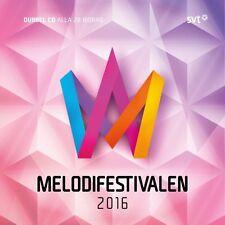 CD Melodifestivalen 2016 Eurovision Song Contest Schweden Frans if I were sorry