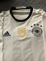 adidas Germany 2016/17 Home Jersey size L