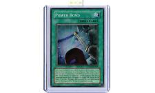 DR04-EN037 Power Bond Super Rare YuGiOh Card