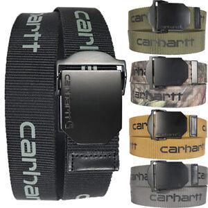 Carhartt Web Belt Men's Signature Heavy-duty nylon Web belt