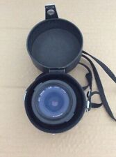 Minolta MD 28mm 1:2.8 Wide Angle Lens Very Good Condition With Case (PW)(g)