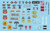 GOFER RACING 1/24-1/25 ODDS & ENDS LOGOS | 11022
