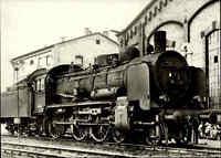 DDR Sammelbild Foto-AK Dampflokomotive Eisenbahn Normalspur Lok Baureihe 38