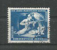 DDR gestempelt 273 PF I  ( 200.-€ )