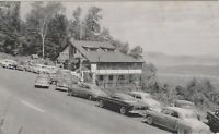 The Rockledge Restaurant, Greenfield Mass. Vintage Real Photo Postcard