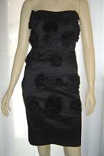 Romeo & Juliet Couture Damen Bandeau Partykleid schwarz Gr.34/36 XS/S NEU m. Et.