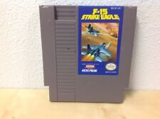 Nes (Nintendo Entertainment System) F-15 Strike Eagle Tested Works