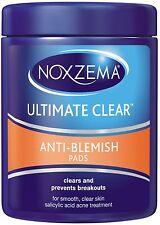 Noxzema Ultimate Clear Pads Anti Blemish 90 ct