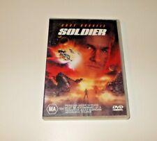 Soldier Dvd Kurt Russell Region 4