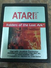 Raiders Of The Lost Ark 2600 Cartridge Only