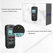 Digital Wall Scanner Detector Detecting Wire Water Pipes Metal Finder WT55