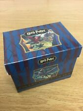 Harry Potter Factory Sealed Literary Collector's Card Set