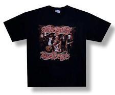 AEROSMITH Hard Rock Heavy Metal Band 2006 CONCERT Adult Men COTTON T SHIRT M New