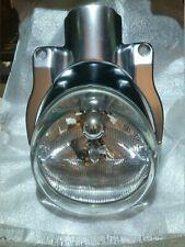 SCHEINWERFER MIT ALU-SCHIRM/HALTER ORIGINAL HARLEY MUSCLE NIGHT ROD V ROD LAMPE