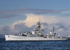 HMS DIADEM - LIMITED EDITION ART (25)