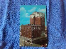 Vintage Postcard HOTEL, The Pick-Fort Shelby, Detroit, Michigan   9C-K1937