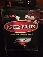 All Star KS-1 KneeS'ports Adult Black