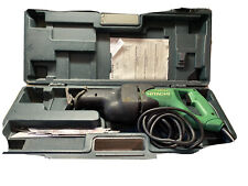 Reciprocating Saw Hitachi CR13V W/case