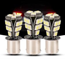 2x 1157 BAY15D P21/5W LED 18SMD 5050 White CANBUS Car Tail Brake Light Bulb New