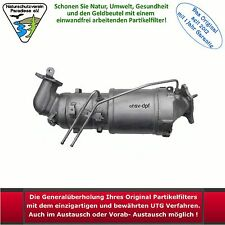 Honda Dieselpartikelfilter DPF Rußpartikelfilter Original Austausch