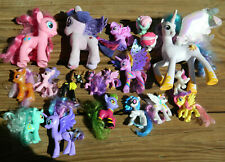 My Little Pony Lot 19 Toys~Princess Luna, Celestia, Twilight Sparkle~Lyra, Plush