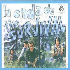 La Onda De Survival-60s Mexican psych wah-wah-NEW LP