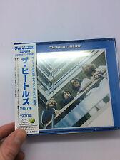 The Beatles 1967-1970 Japanese import CD Mar-1998 Toshiba Emi 51129 30 Japan