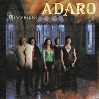 "ADARO ""MINNENSPIEL"" CD ANGEBOT NEUWARE!!!!!!!!!!!!!!!!!"