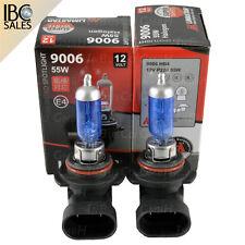 2 HB4 9006 Halógena Bombilla Luz 12v 51w/55w ORIGINAL limastar Super Blanco 1