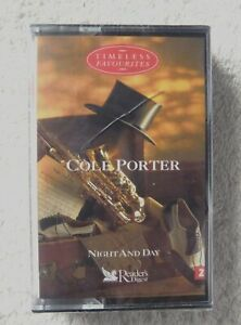 76297 Cassette 2 Cole Porter Night And Day [NEW / SEALED] Cassette Album