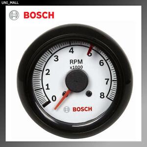 """Bosch New FST 7904 SP0F000022 Sport II 2-5/8"""" Tachometer"""
