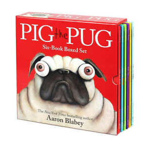 Pig the Pug: 6 Book Box Set