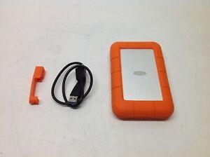 [C] Lacie 1TB Rugged Thunderbolt Portable Hard Drive HDD USB3.0 Desktop MAC PC