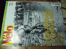 µ??  Revue Velo Magazine n°374  Paris-Roubaix 2001 Ballerini Jalabert