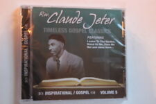 "Rev. Claude Jeter  ""timeless gospel classics vol.5"""