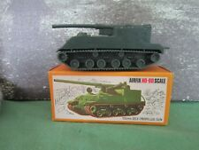 VINTAGE AIRFIX BOXED 155 MM ASSAULT GUN