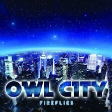 Owl City Fireflies (2009; 2 tracks) [Maxi-CD]
