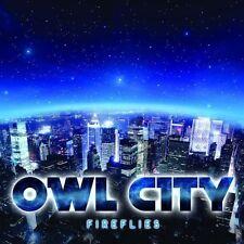 OWL City Fireflies (2009; 2 tracks) [Maxi-CD]